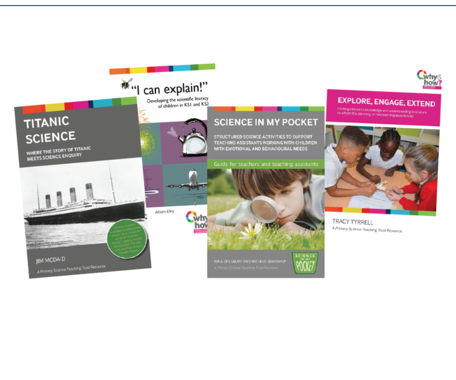 Primary Science Resources | Primary Science Teaching Trust
