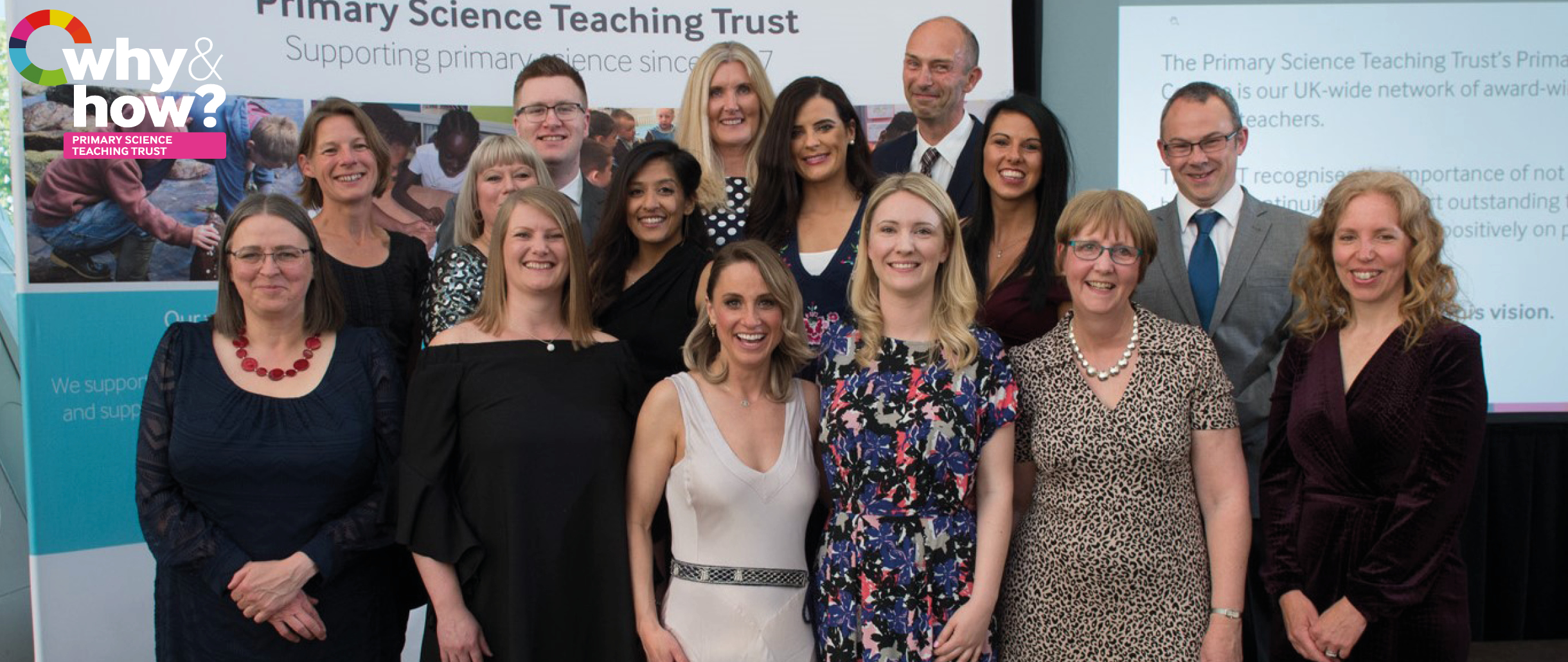Do you know an outstanding primary science teacher?