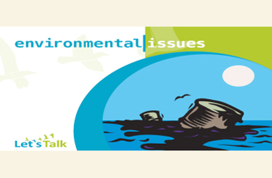 Let's Talk Environmental Issues